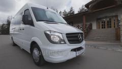 Armor Mercedes-Benz Sprinter 519 CDI VIP BR7 (4th