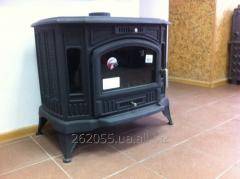 Чугунная печь-камин Kratki Koza K9