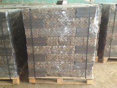 Briquettes from wood