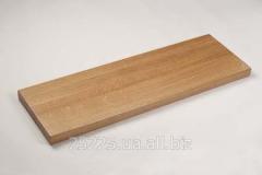 Steps wooden.