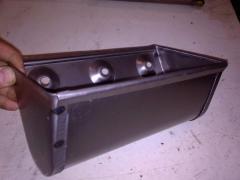 Ladle noriyny steel strengthened K-260mm