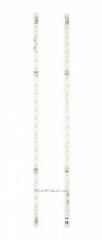 Линейка светодиодная 24 LED 2835 Everlight с SMD разъемом