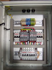 High-voltage complete devices