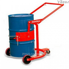 Transporter and tilter of barrels CB-A80 Giant