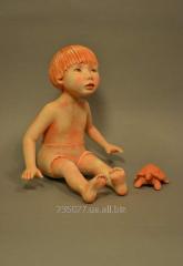 Авторская кукла Икиру  (  Ikiru - 生きる )