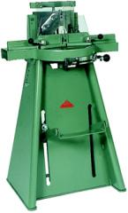 Stationary floor mechanical guillotine of Morso F