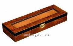 Коробка для хранения опасной бритвы Thiers Issard