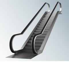 Escalator (Transports / Elevators and lift