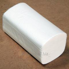 Cellulose towels of the V-V addition