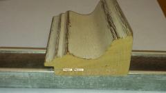 Baguette for frames wooden