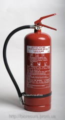 OP-1 fire extinguisher