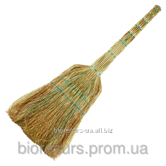Broom of a sorghum of the 3rd proshivny