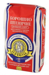 Мука в/c Кулиндоровский КХП
