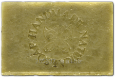 Ginger soap all-type skin, Lviv