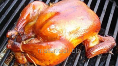 Chicken seasoning grill