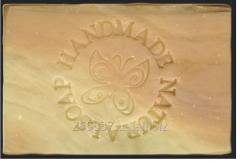 "Cream-soap with ""Silk"", Harmony"