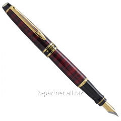 Expert Sub fountain pen. Red GT FP F