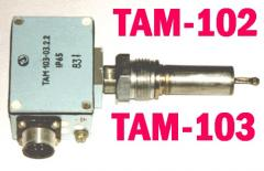 Temperature converters there-102 relay sensor 102
