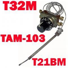 Терморегулятор там-103 датчик реле температуры