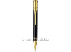Handle pencil of Duofold Black PCL