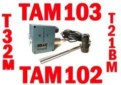 Temperature regulator there-103 temperature relay