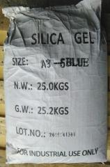 Silica gel indicator KSMG