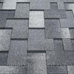Bituminous tile of Tegola of Gothic styles