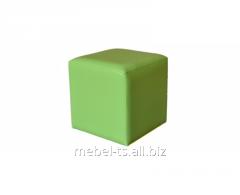 "Padded stool ""Cube"