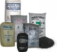 Фильтрующие загрузки для водоподготовки по хорошей цене