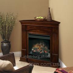 Decorative fireplace of angular Dimplex Milano n