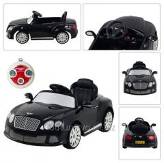 Машина Артикул: 520R-2 р/у, Bentley, 2 мотора 35W,