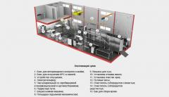 Модульные мясные мини-заводы. Переработка мяса в