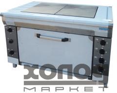 Плиты электрические для предприятий пищевой промышленности, общепита (ЭПК)