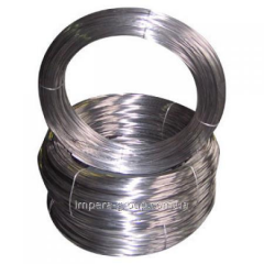 The wire is corrosion-proof, the AISI 301 brand