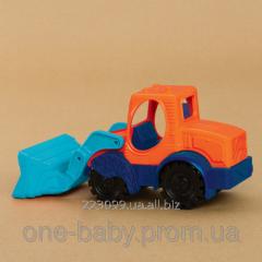Игрушка для игры с песком Battat Мини-экскаватор