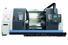The large-size turning centers with ChPU DOOSAN