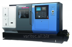 The multiaxial turning centers with ChPU DOOSAN