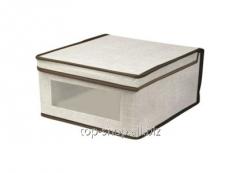Box folding with the cover (30х28х15 cm)