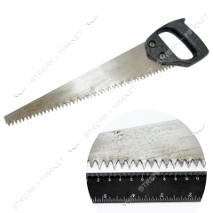 Hacksaw 300 with adjustable tooth a plastic handle