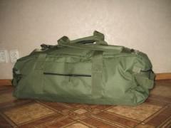 Сумка-рюкзак для спецподразделений, охотников и