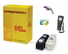 1C:Enterprise 8. Jewelry store for Ukraine
