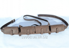 The cartridge belt on 24 boss brown closed Retro