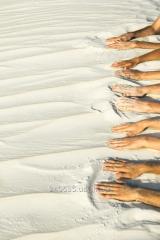 Пісок кварцовий для тонкої кераміки