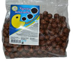 Шоколадні кульки 70 грам