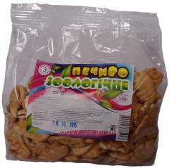 """Печиво """"Зоологічне"""" 150 грам"""