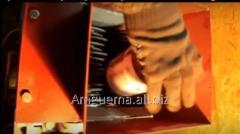 Оборудование порезки бумаги: Дробилка-шредер для