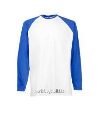 Men's t-shirt with long sleeve 028-AW
