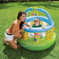 GAME INFLATABLE CENTER ARENA INTEX 48474
