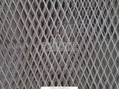 Fences are mesh, metal, welded