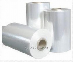 Film polyethylene sleeve